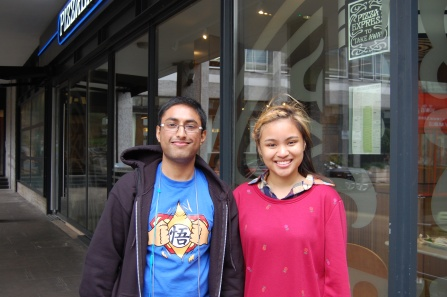 Zain and Danica