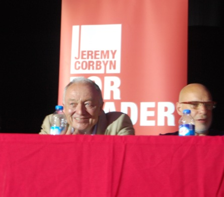 Ken Livingstone is giddy with Corbyn Fever