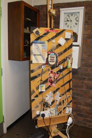 electric board art