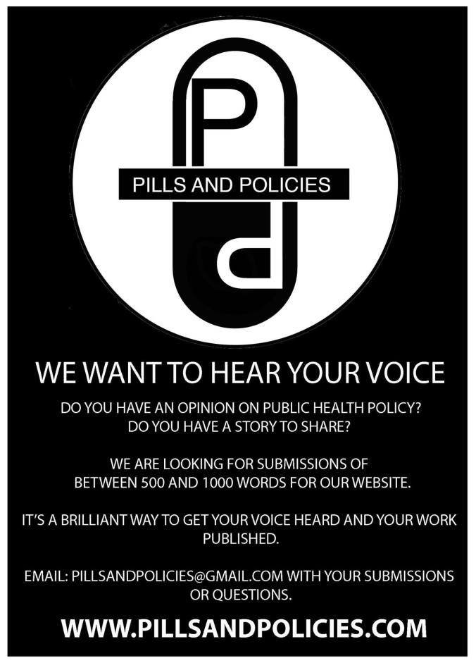 pills and policies submissions